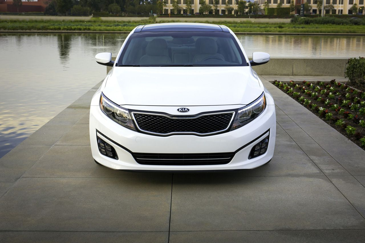 2014 Kia Optima White Front Kia Optima Kia Sports Cars Luxury