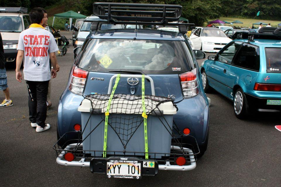 k day 2nd season Roof rack, Toyota, European cars