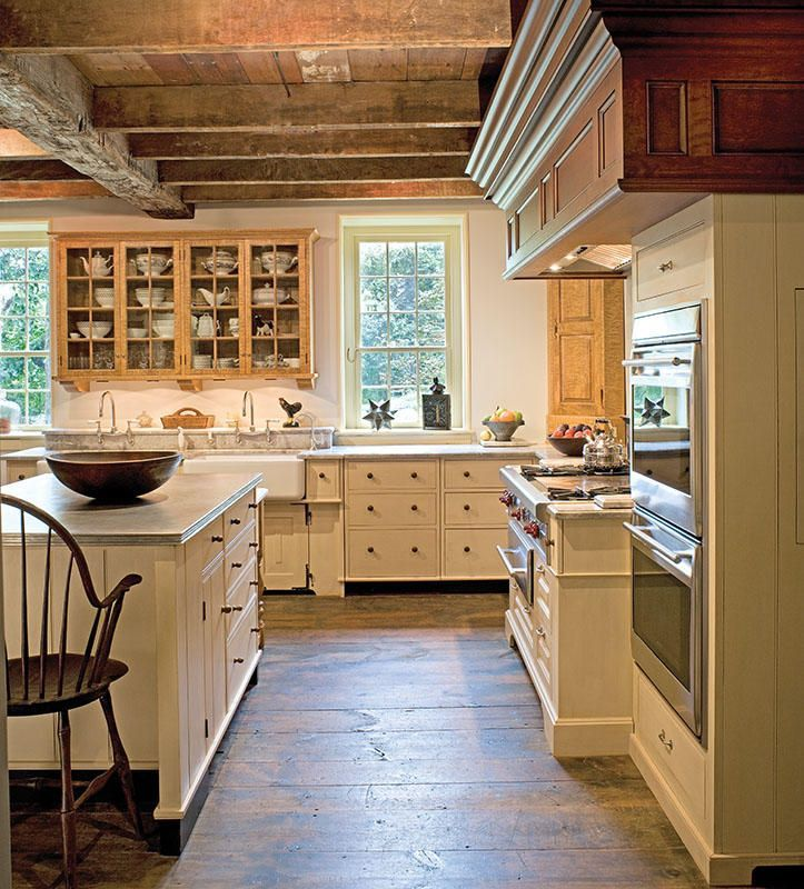 Cottage Kitchen Oley Pa: A Kitchen Addition Takes Its Place In The House's History