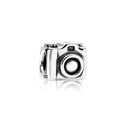 charm pandora fotocamera