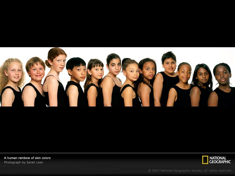 Divinity In Diversity Sarah Lean National Geographic Human Skin Color Skin Color Skin Photo