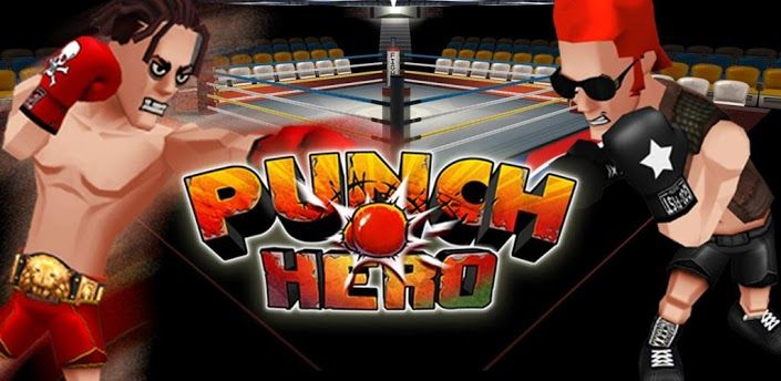 Punch Hero v1 1 2 Mod (Free Shopping) - Frenzy ANDROID - games and