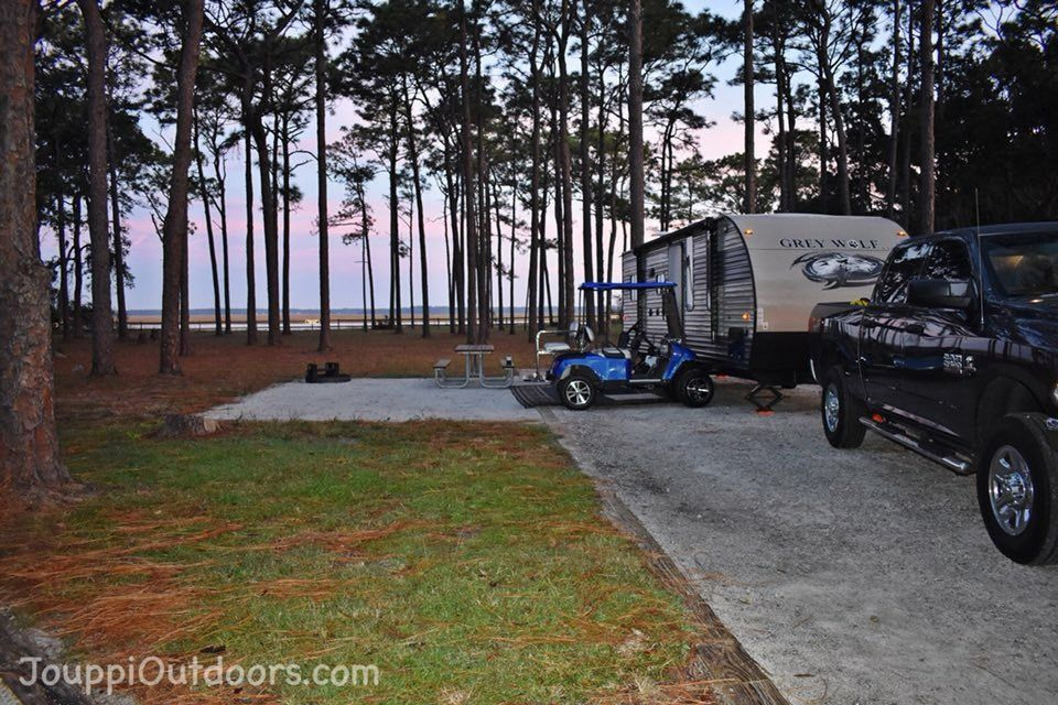 Crooked River State Park And Raleigh Oaks Rv Resort 11 Days Of Adventure Part 1 Jouppi Outdoors State Parks North Carolina Resorts Vacation Spots