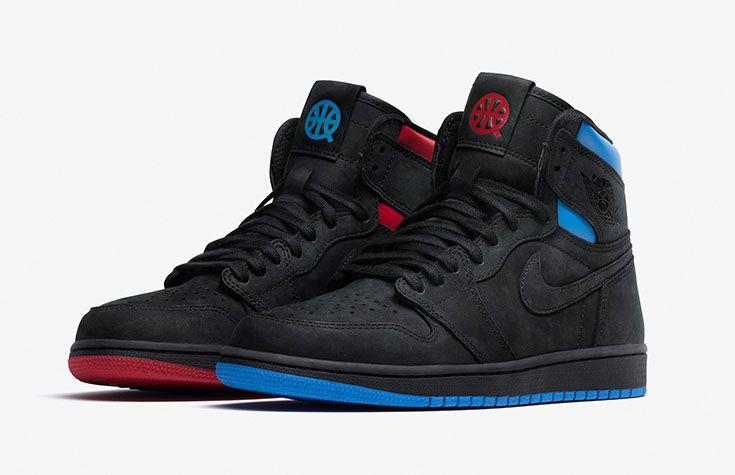 new arrivals e5ff3 2c483 Air Jordan 1 Retro High OG Quai 54 shoes