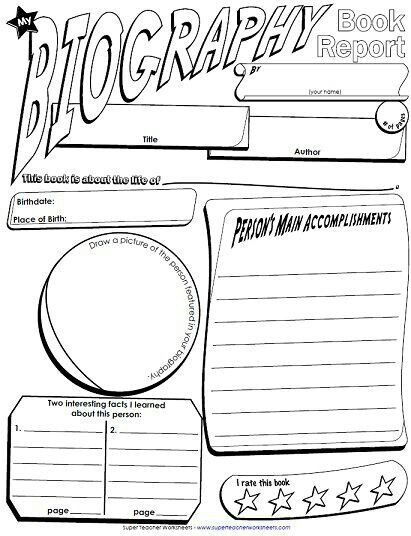 Pin by Crystal Harris on My time | Book report templates