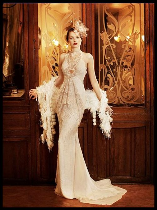 Roaring Twenties Wedding Theme Ideas Tags Bridal Gowns Glamour Inspiration
