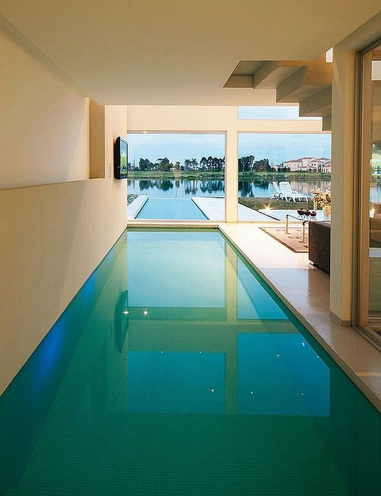 45 Amazing Small Indoor Swimming Pool Design Ideas Swimmingpools Swimmingpooldesign Swimming 수영장