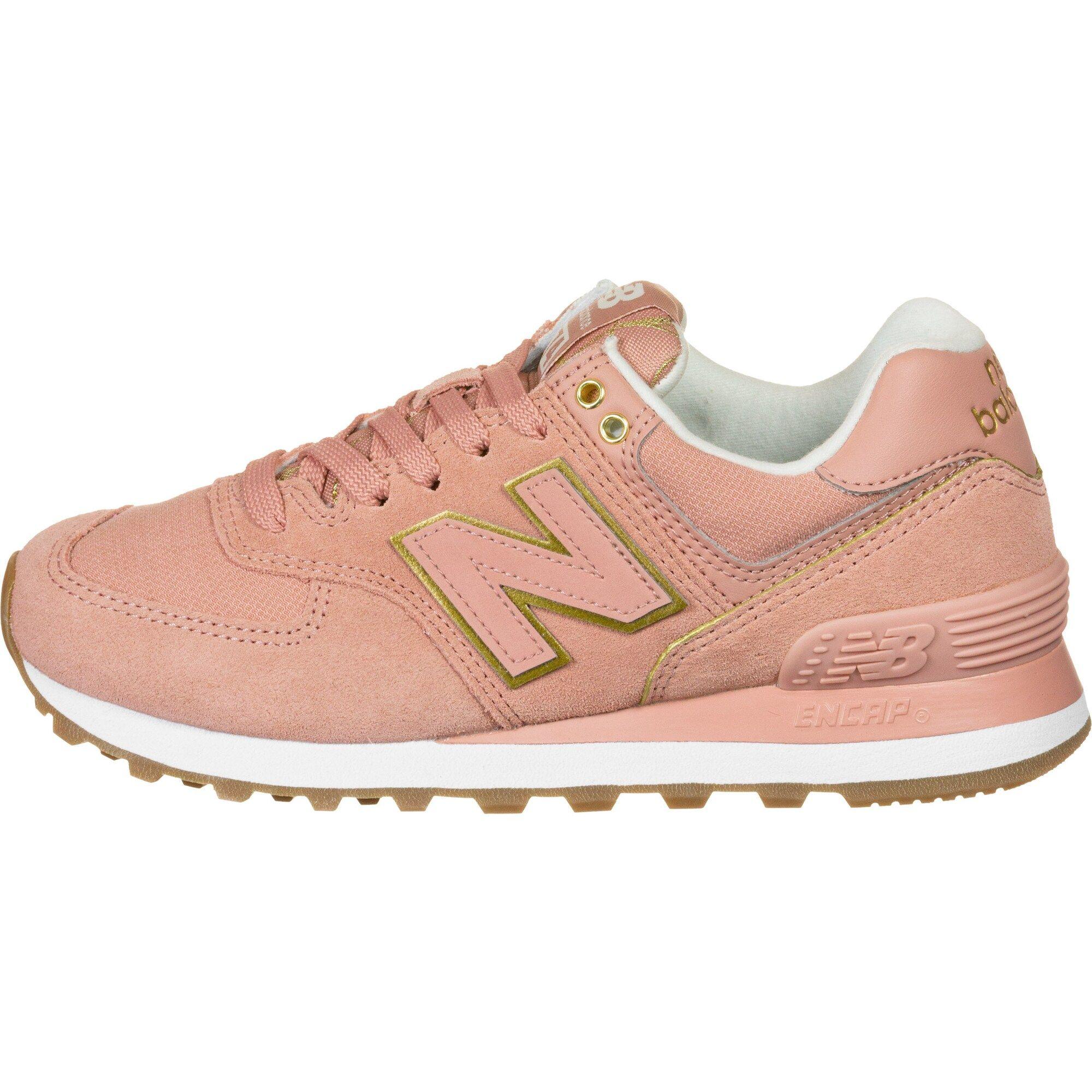New Balance Schuhe 574 W Damen Altrosa Grosse 36 In 2020 New Balance Schuhe New Balance Und Schuhe