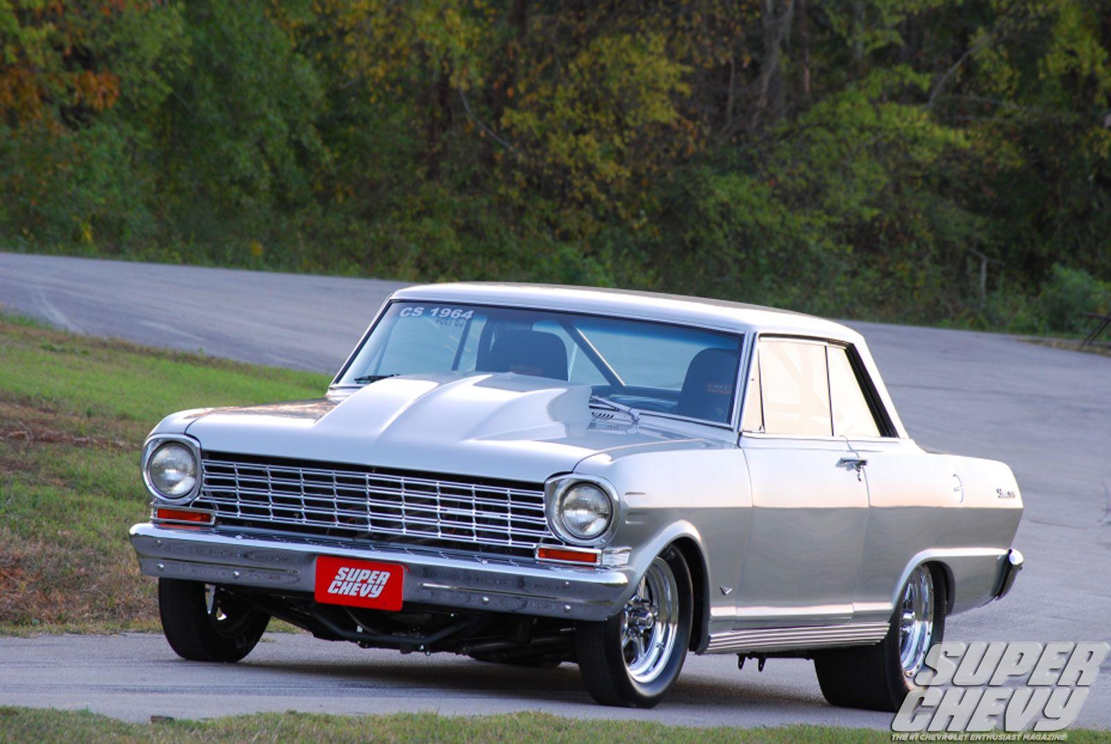 1964 Chevy Ii Exclusive Photos Autos