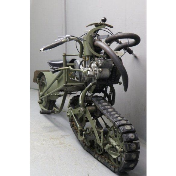 мотоцикл Mercier