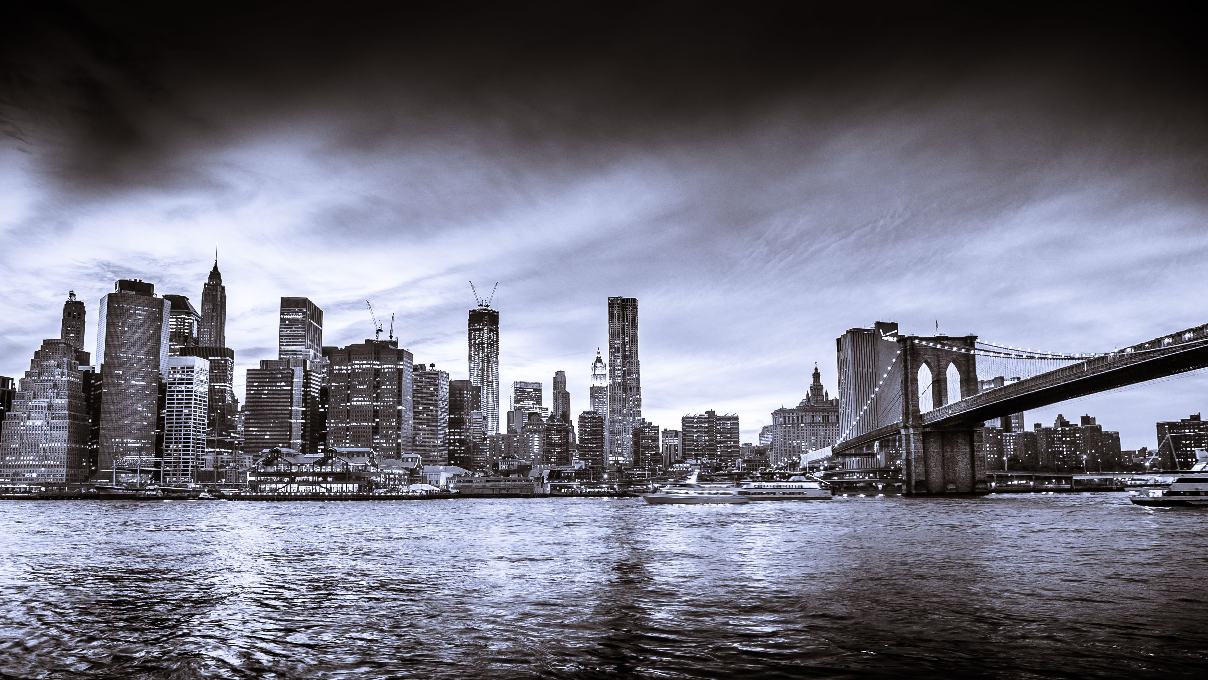 New york city skyline photography wallpaper hd 7288 wallpaper city new york city skyline photography wallpaper voltagebd Gallery