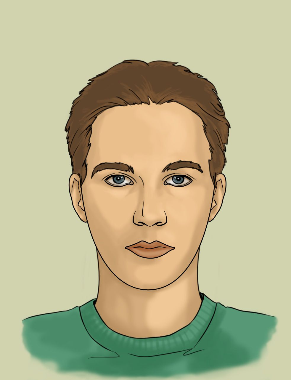 Wikihow to draw human faces via wikihow com