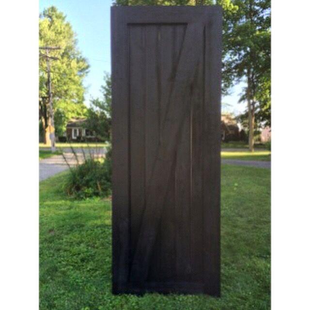 Custom Interior Sliding Barn Door Made To Order We Make Doors