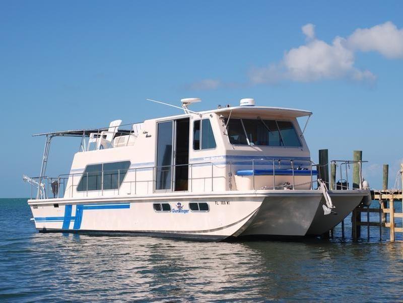 Florida Keys Houseboats Rentals House Boat Houseboat Rentals