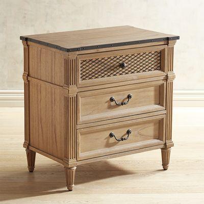 Nightstands, Mirrored Nightstands U0026 Bedside Tables