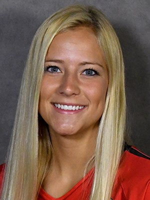 Micah Nier Women S Volleyball St Cloud State University Athletics Women Volleyball Female Athletes Triple Jump