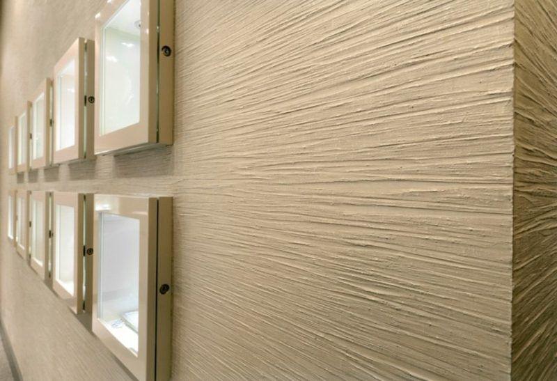 20 Herrliche Ideen Fur Moderne Wandgestaltung Mit Dekorputz Dekorputz Wandgestaltung Wand Verputzen