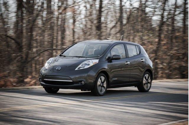 Cool Nissan 2017: 2013 Nissan Leaf... Transportation