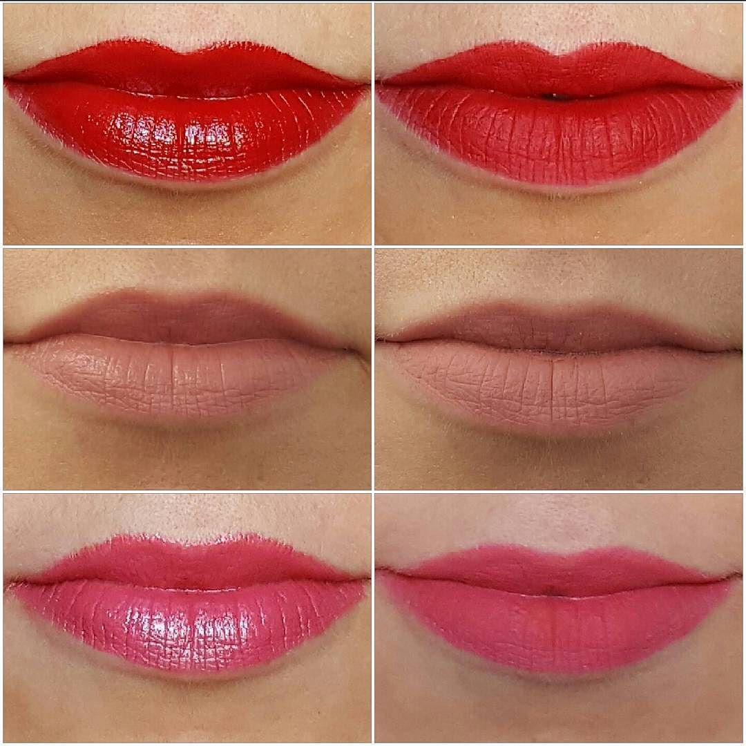 Bingo! Matte lipstick all non-toxic and doesn't dry your lips at ...