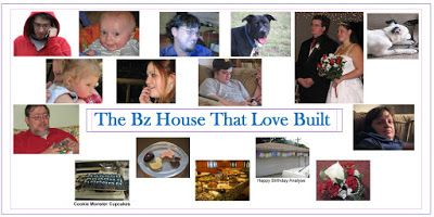 The Bz House That Love Built