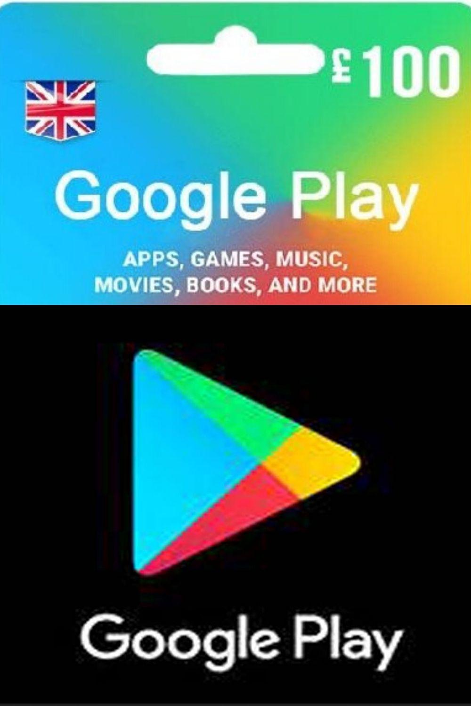 Google Play Gift Card!! in 2020 Google play gift card