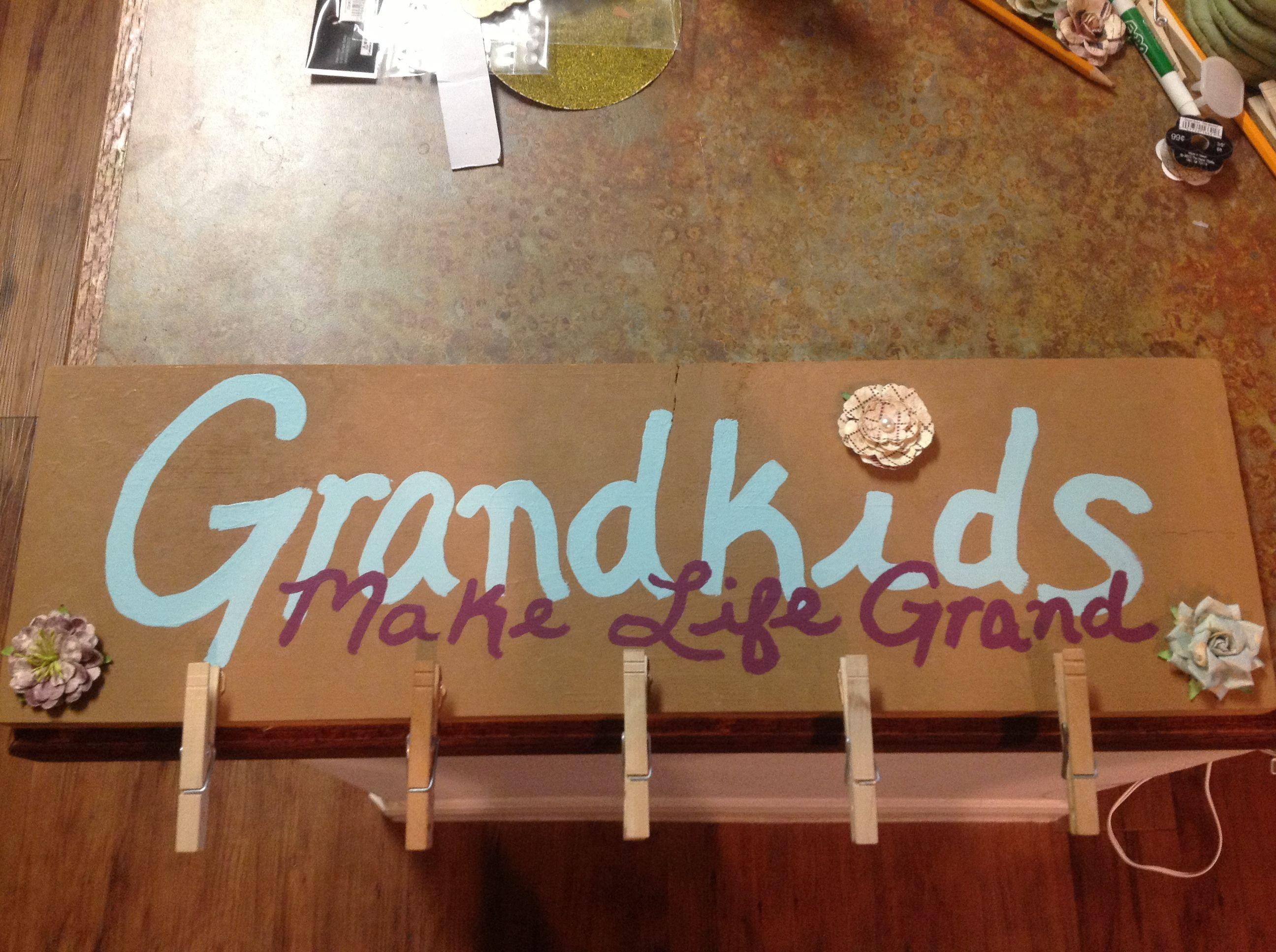 Christmas present for Nana | Gift ideas | Pinterest