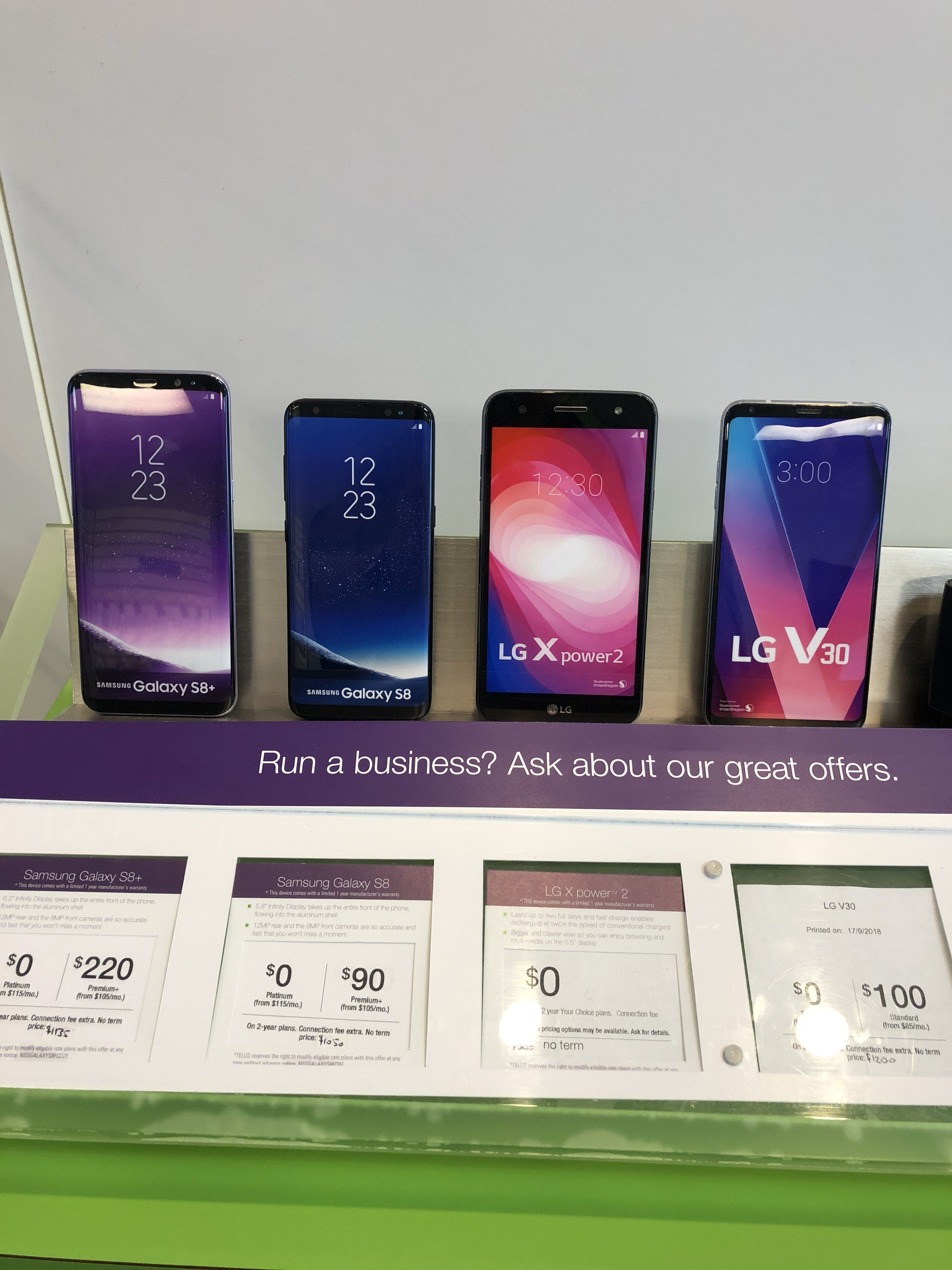 Android Smartphones Fort Saskatchewan Smartphone Galaxy S8