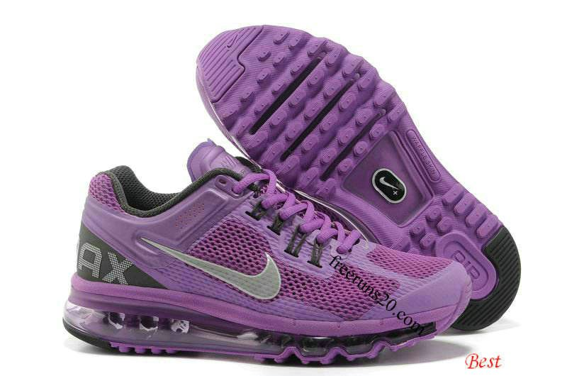 factory price 33847 10b5a Nike Air Max 2013 Womens Club Purple 555363 500