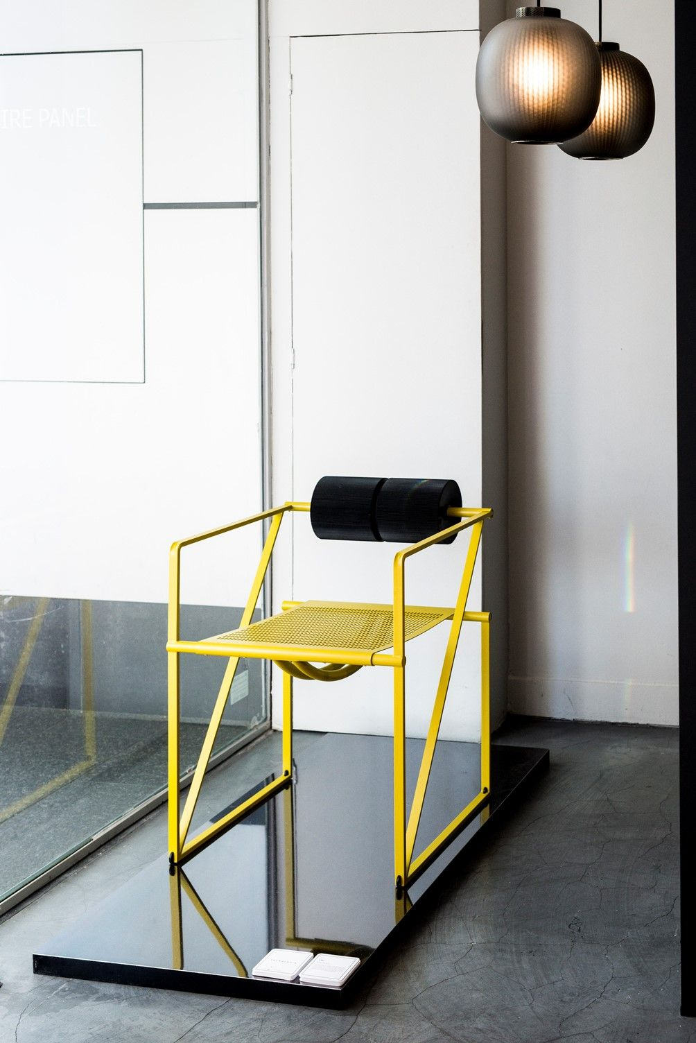 Alias & District Melbourne seconda chair by Mario Botta #aliasmood ...