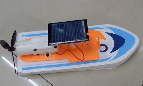 solar toy boats | Solar Powered Toy,Solar boat Toy,Solar