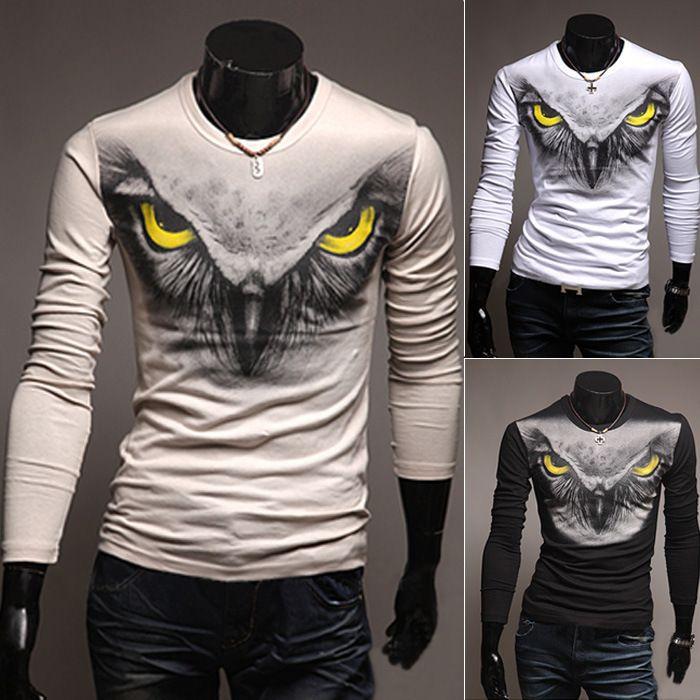 25% off Mens T shirtsKorean Style Men Designer Henley Neck Brand T ...