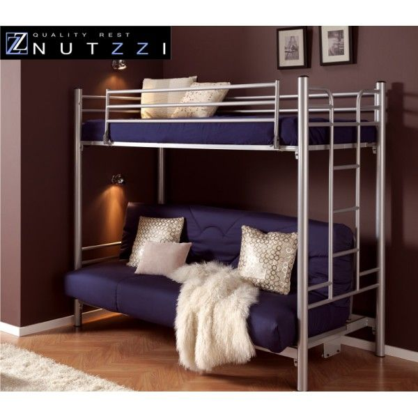 Litera sofa cama mi habitacion pinterest literas sof s sof s cama y litera - Literas con sofa ...