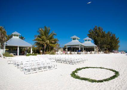 Anna Maria Island Wedding On The Beach At Sandbar Restaurant