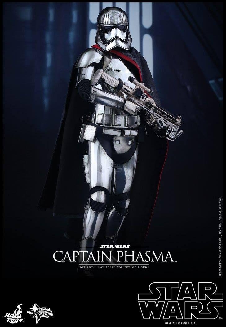 Hot Toys Captain Phasma