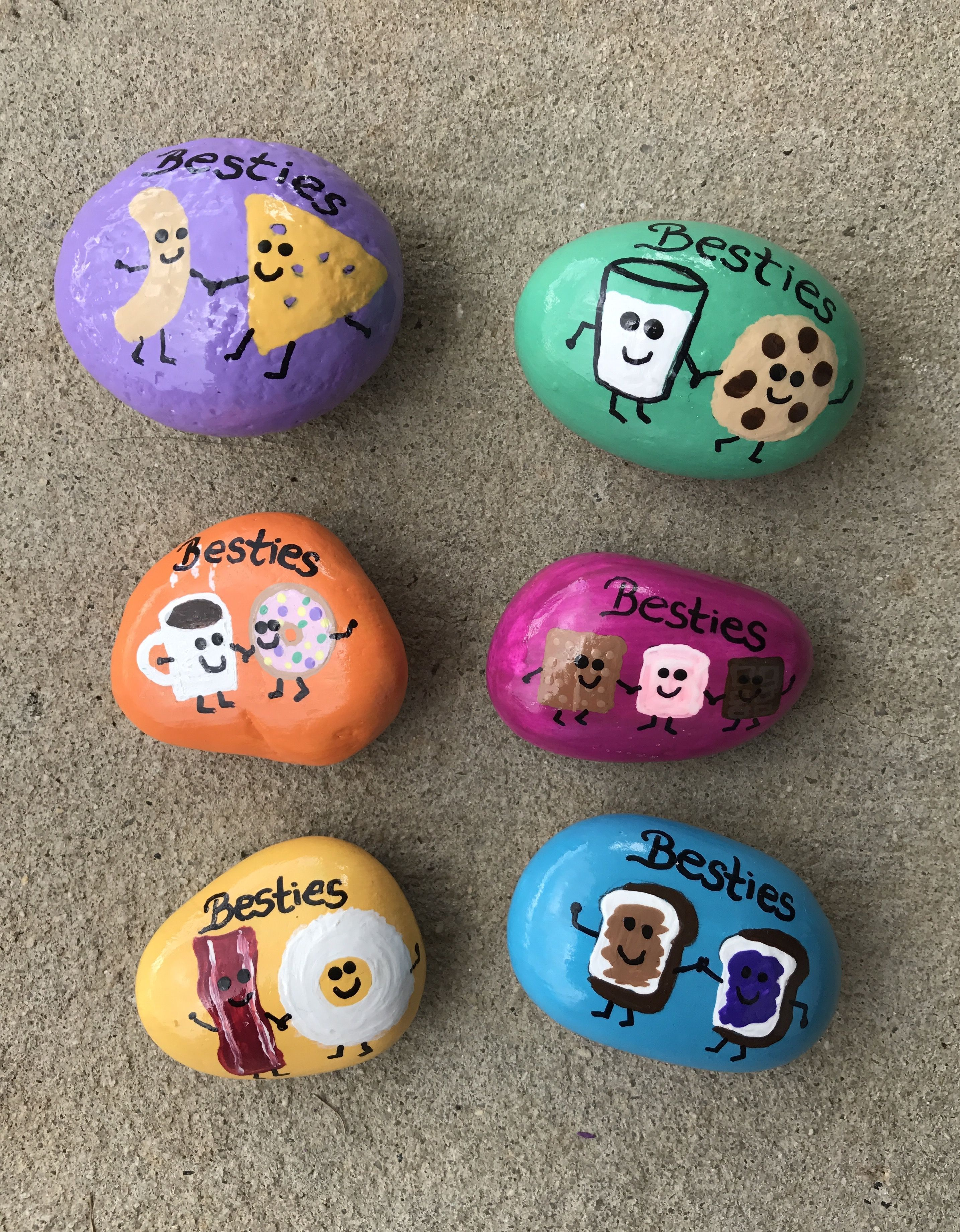 [Art For Kids] 21 Cute And Creative Rock Painting Ideas