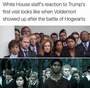Biden I Changed White House Wifi Password To Ilovemexicans If Trump Wins Hes Never Gonna Have Ser Harry Potter Memes Harry Potter Funny Harry Potter Jokes