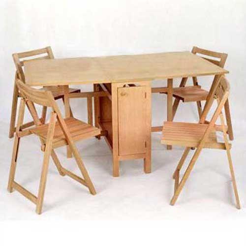Flip Table Set Small Kitchen Tables Folding Kitchen Table