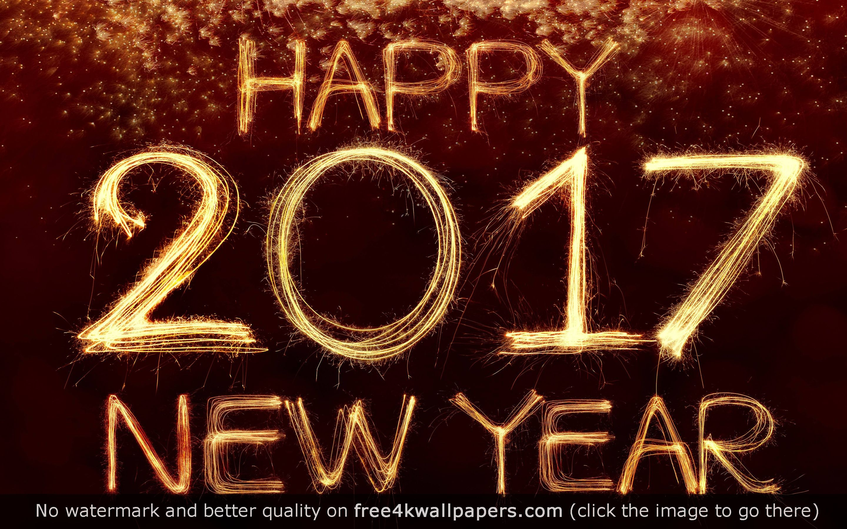 Happy New Year 4k Hd Wallpaper Download Happy New Year 4k Hd Wallpaper For Your Desktop Tablet Or Mobile Device New Year 2017 Newyear 2017 Wallpaper