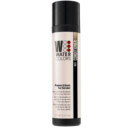 Tressa Watercolors Boost Conditioner Red 8 5 Oz Conditioner