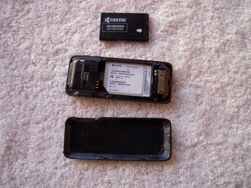 Kyocera Qualcomm 3g Cdma Cell Phone Kyocera Cell Phone Phone