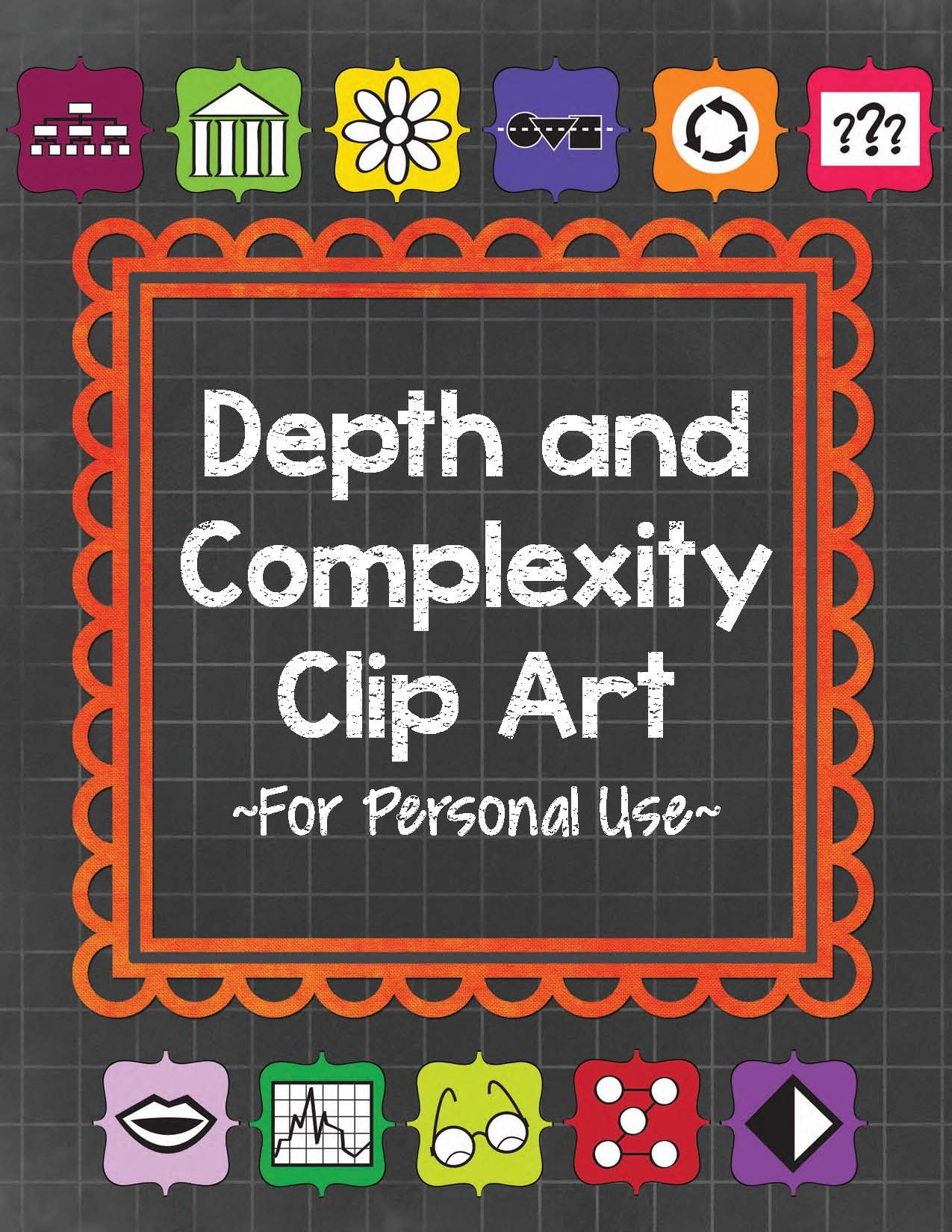 Depth And Complexity 44 High Resolution Images For Your