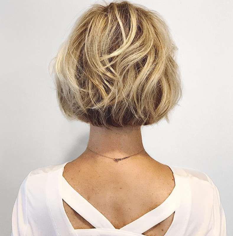 Short Hairstyles For 2018 | Frisuren | Cortes de Cabelo ...