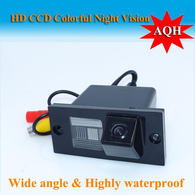 Night vision waterproof car rear view camera buckup reversing color camera for HYUNDAI H1 GRAND STAREX #Affiliate