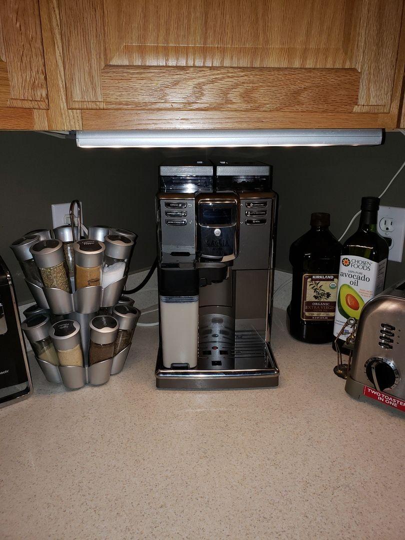 Gaggia Anima XL SuperAutomatic Espresso Machine in 2020
