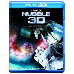 Imax: Hubble 3D [Blu-ray] (2010), (3d blu-ray, 3d movie)