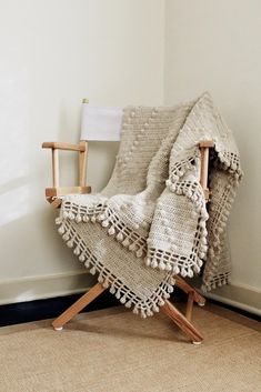 Domino Coverlet Crochet pattern by Two of Wands
