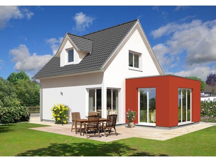 Massivhaus satteldach  Wohnwunder - #Einfamilienhaus von Town & Country Haus Lizenzgeber ...