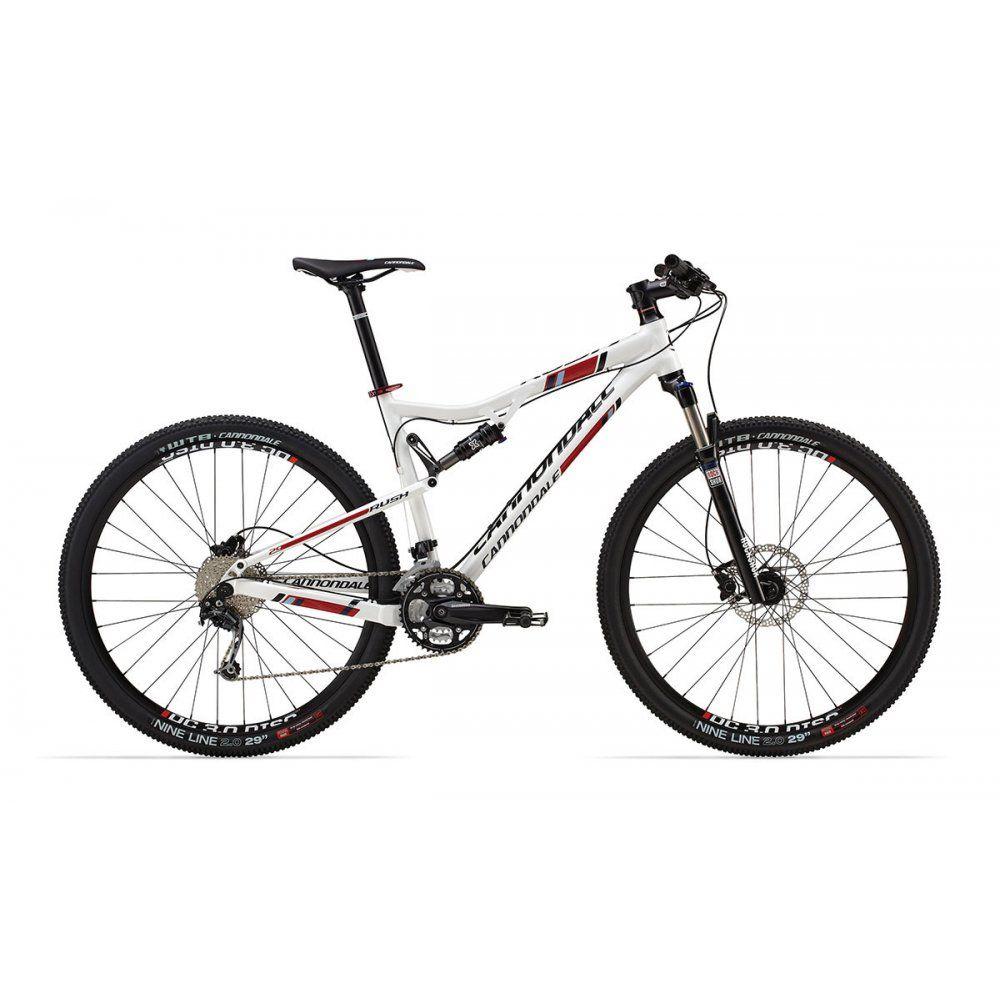 Cannondale Rush 29 2 Full Suspension Mountain Bike (2014) https ...