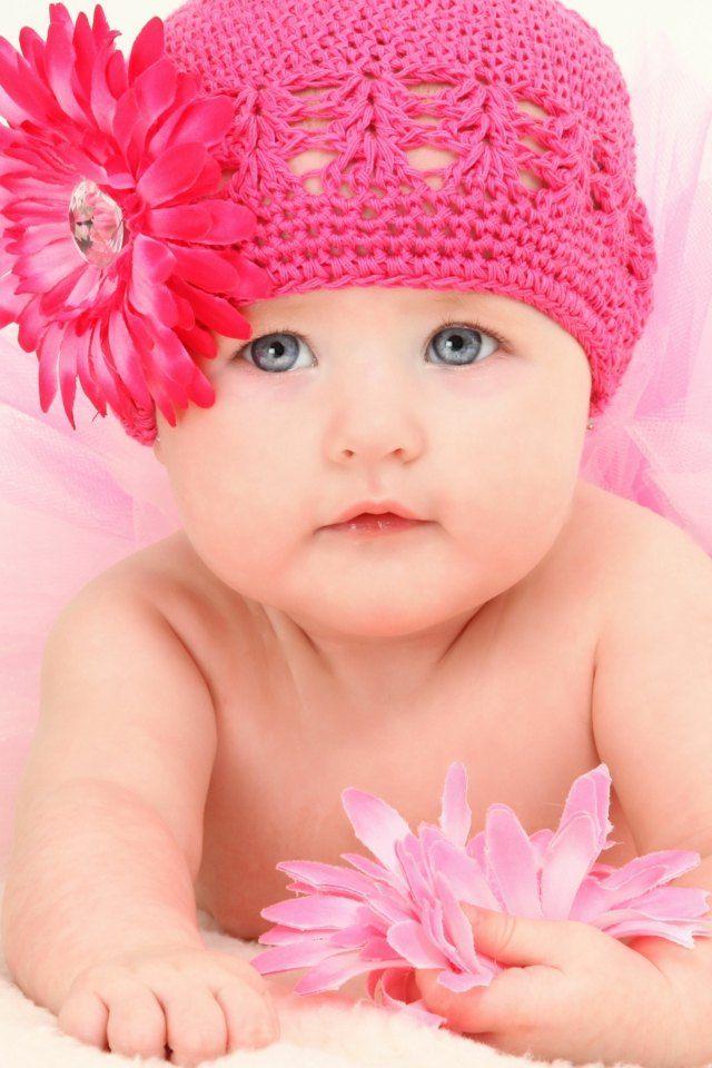le bandeau bébé fille - 110 idées pour les petites princesses