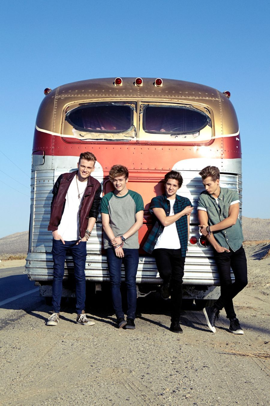 The Vamps are keeping it real in the world of pop